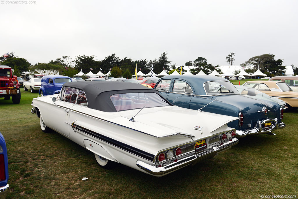 Auction Results And Sales Data For 1960 Chevrolet Impala Series