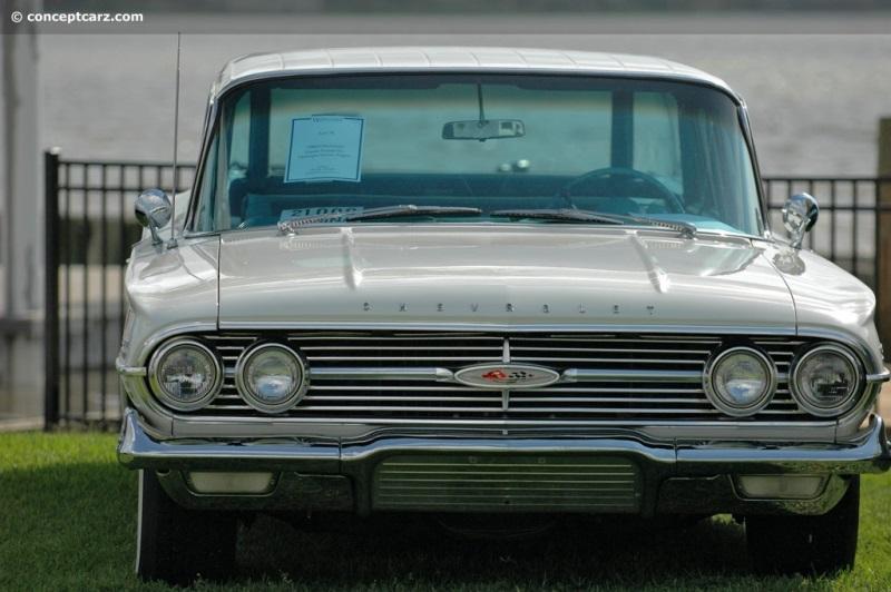 1960 Chevrolet Impala Series History Pictures Value Auction Sales