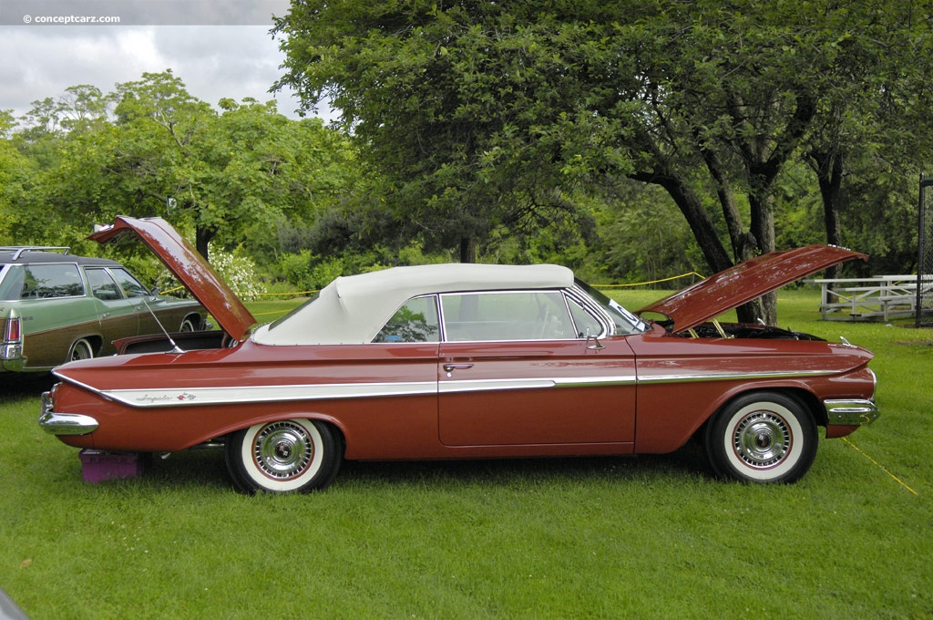 Auction results and data for 1961 Chevrolet Impala Series ...