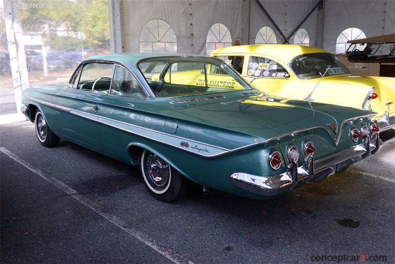 1961 Chevrolet Impala Series | conceptcarz com