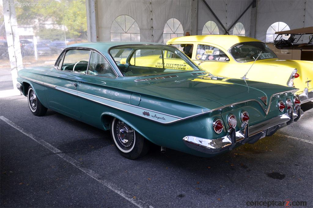 Auction Results And Sales Data For 1961 Chevrolet Impala