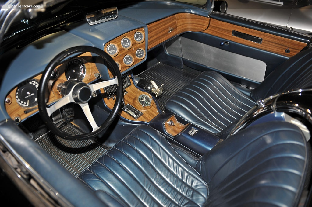 1961 Chevrolet Corvette Mako Shark I XP 755 At The GM
