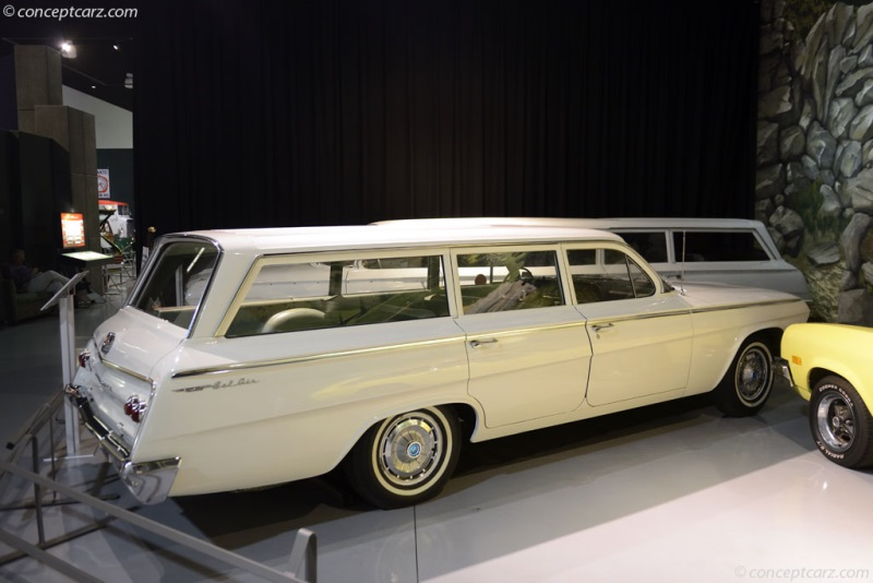 1962 Chevrolet Bel Air Series