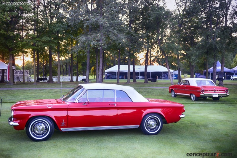 1962 Chevrolet Corvair Series