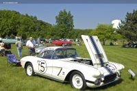 1962 Chevrolet Corvette Fuel Injection Racer