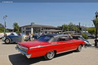 1962 Chevrolet Impala Series.  Chassis number 21867G128258