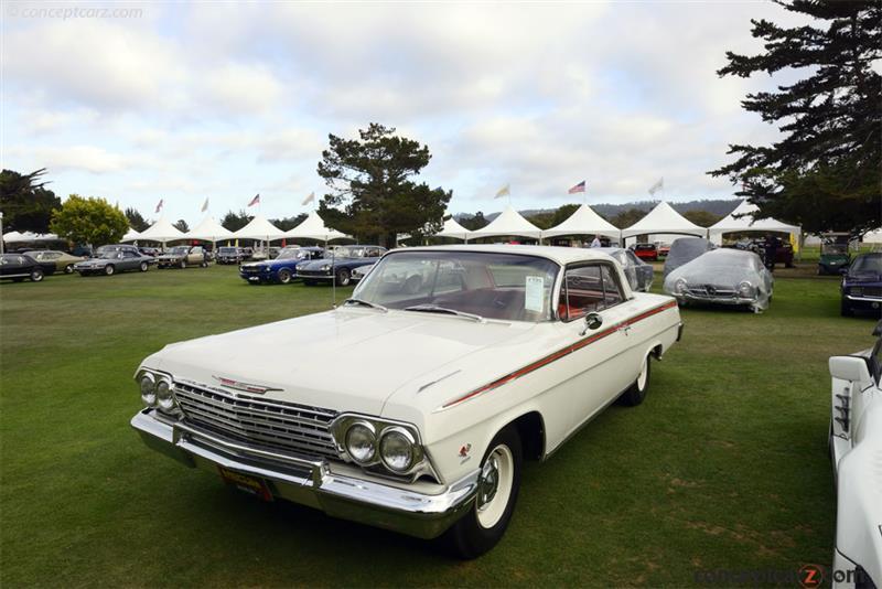 1962 Chevrolet Impala Series Conceptcarz Com