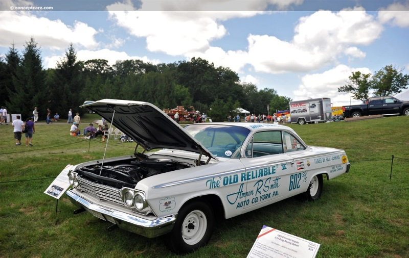 1962 Chevrolet Bel Air Series History, Pictures, Sales Value ...