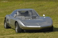 1963 Chevrolet Corvair Monza GT Concept image.