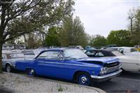 1962 Chevrolet Bel Air Series.  Chassis number 21637B140901