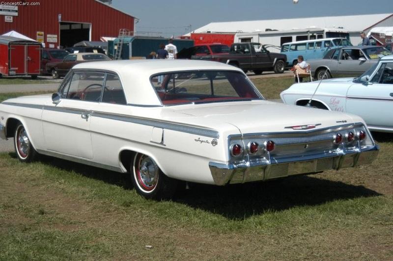 1962 Chevrolet Impala Series Image Photo 77 Of 78