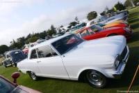 1963 Chevrolet II Nova Series 400.  Chassis number 302110145206