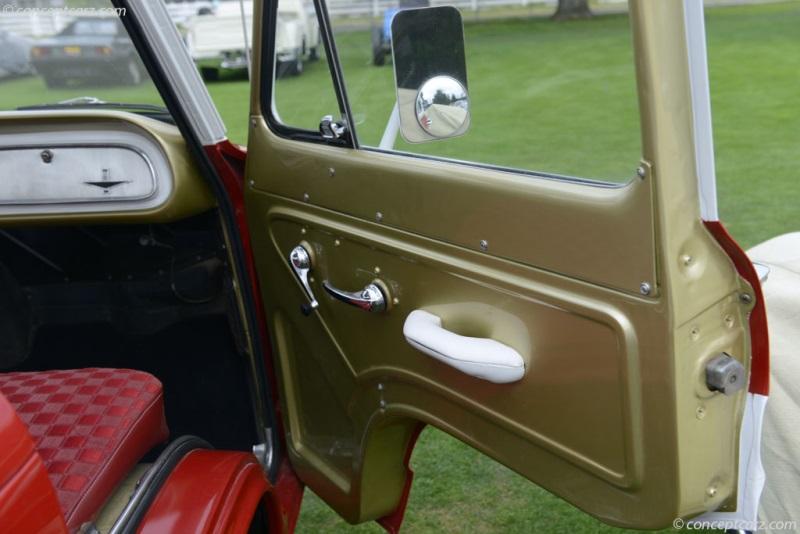 1963 Chevrolet Corvair Series
