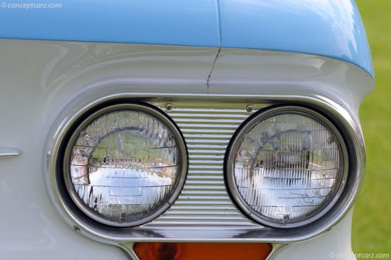 1963 Chevrolet Corvair Rampside