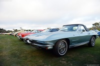 1963 Chevrolet Corvette.  Chassis number 30867S115166