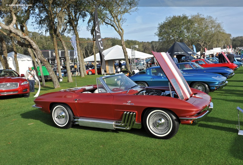 1963 Chevrolet Corvette History Pictures Value Auction