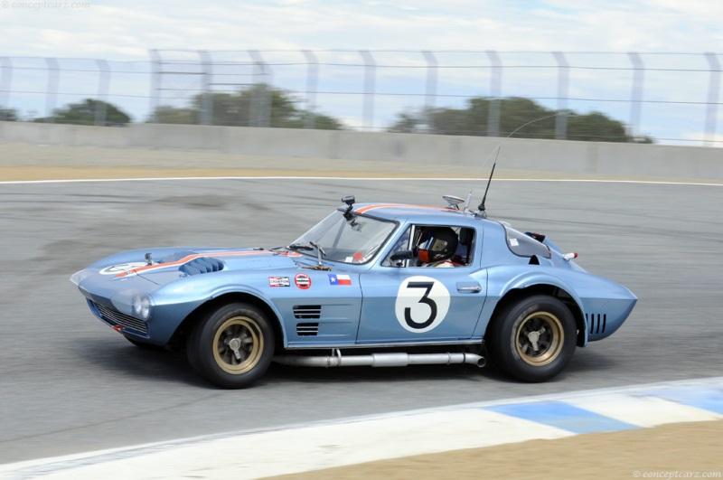 1963 Chevrolet Corvette Grand Sport Lightweight Image ...