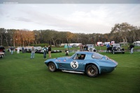 1963 Chevrolet Corvette Grand Sport Lightweight.  Chassis number 004