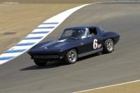 1963 Chevrolet Corvette Z06.  Chassis number 30837S100895