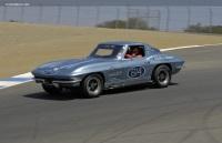 1963 Chevrolet Corvette Z06.  Chassis number 30837500003