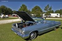 1963 Chevrolet Impala Series