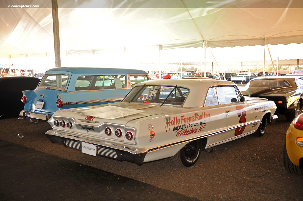 1963 Chevrolet Impala Nascar At The Russo And Steele