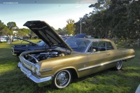 1963 Chevrolet Impala Series image.