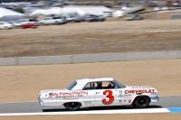 1963 Chevrolet Impala NASCAR image.