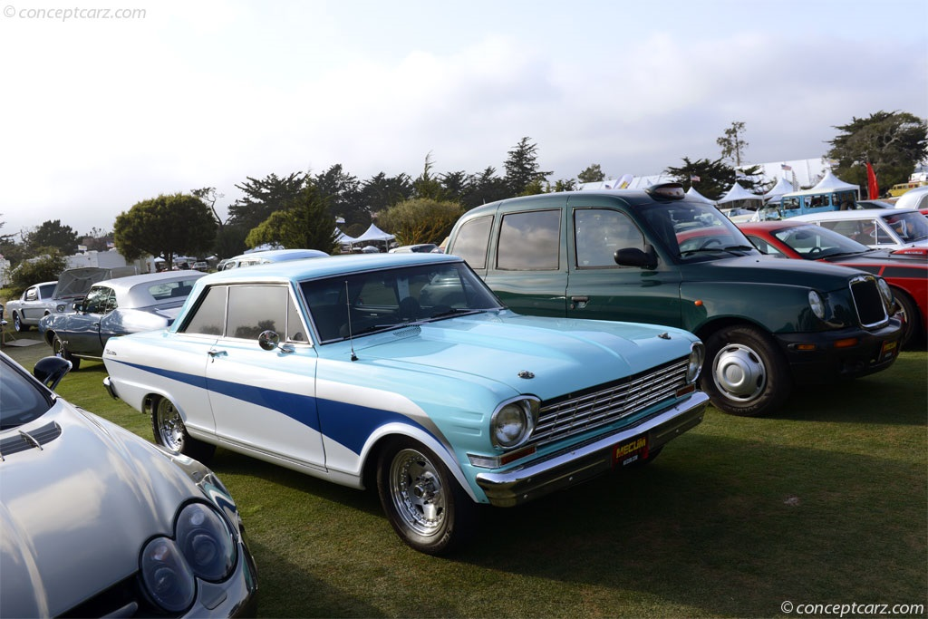 Auction Results and Sales Data for 1963 Chevrolet II Nova