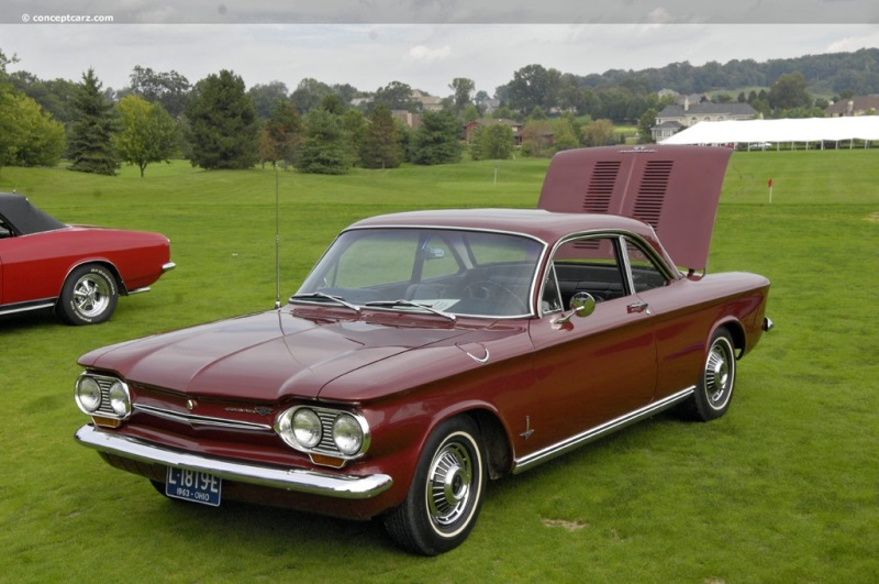 1963 Chevrolet Corvair Series Image  Photo 32 Of 40