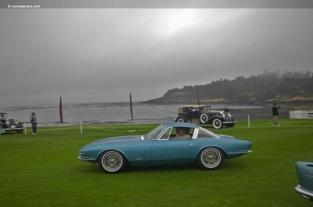Reproduction Corvette Body >> 1963 Chevrolet Corvette Rondine Pininfarina Image. Chassis number 30837S103720. Photo 34 of 49