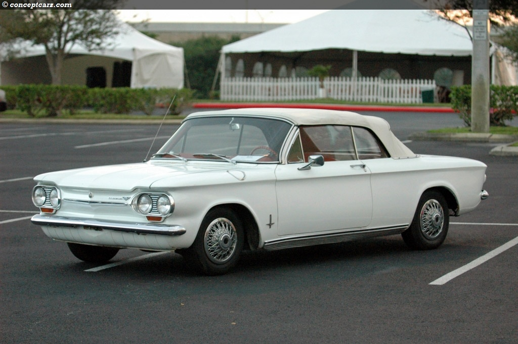 1963 Chevrolet Corvair Series History Pictures Value Auction S Research And News