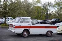 1963 Chevrolet Corvair Rampside.  Chassis number 3R124F101434