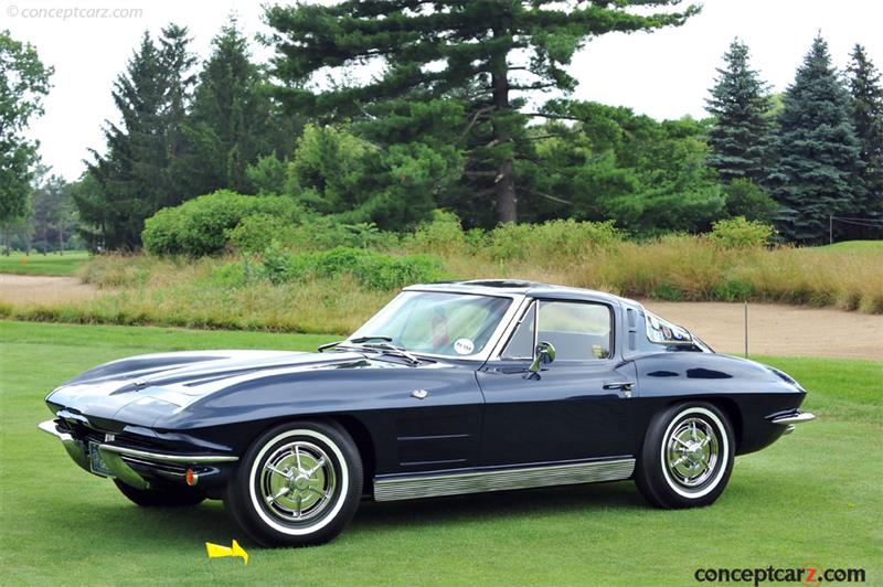 Corvette Fastback