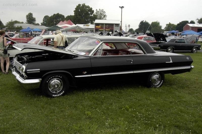 1963 Chevrolet Impala Series Image. Photo 60 of 91