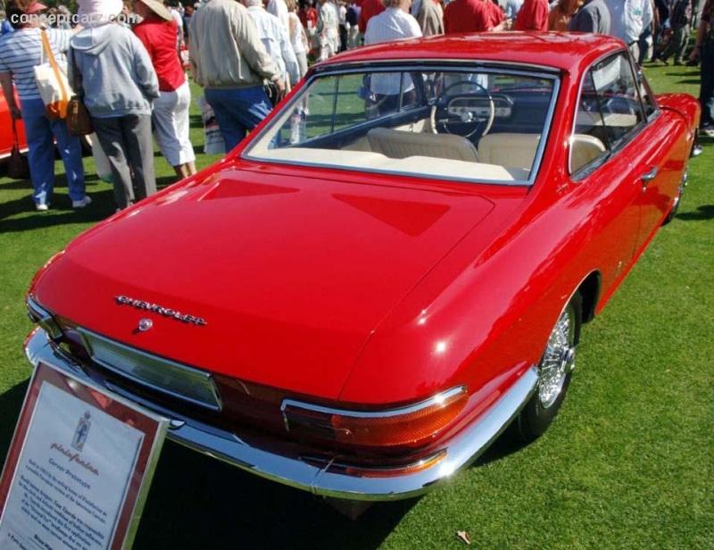 1963 Chevrolet Corvair PF Concept