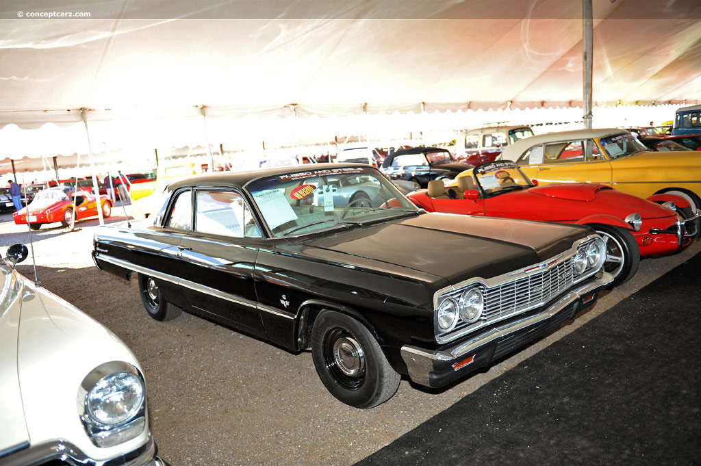 1964 Chevrolet Biscayne Series History Pictures Value