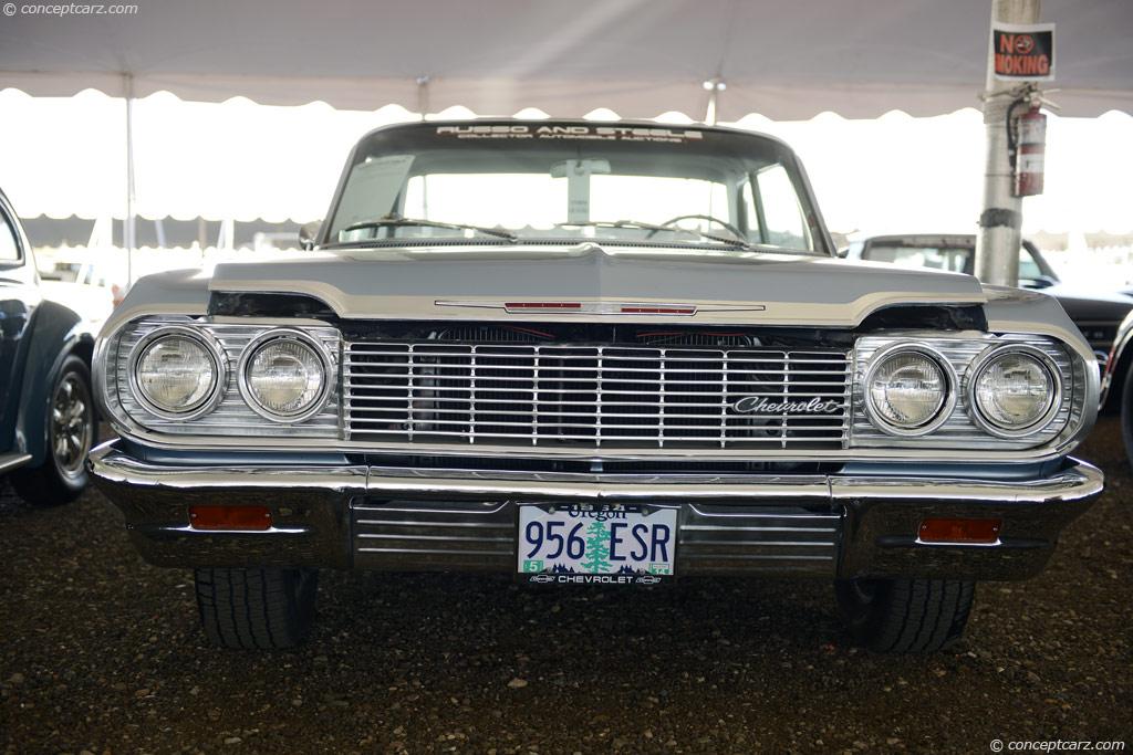 1964 Chevrolet Biscayne Series