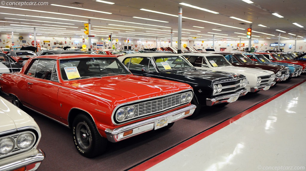 1964 Chevrolet Chevelle Series History Pictures Value Auction Sales Research And News
