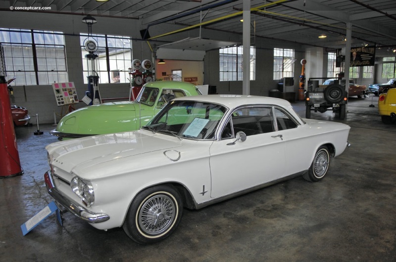 1964 Chevrolet Corvair Series Vehicle Information