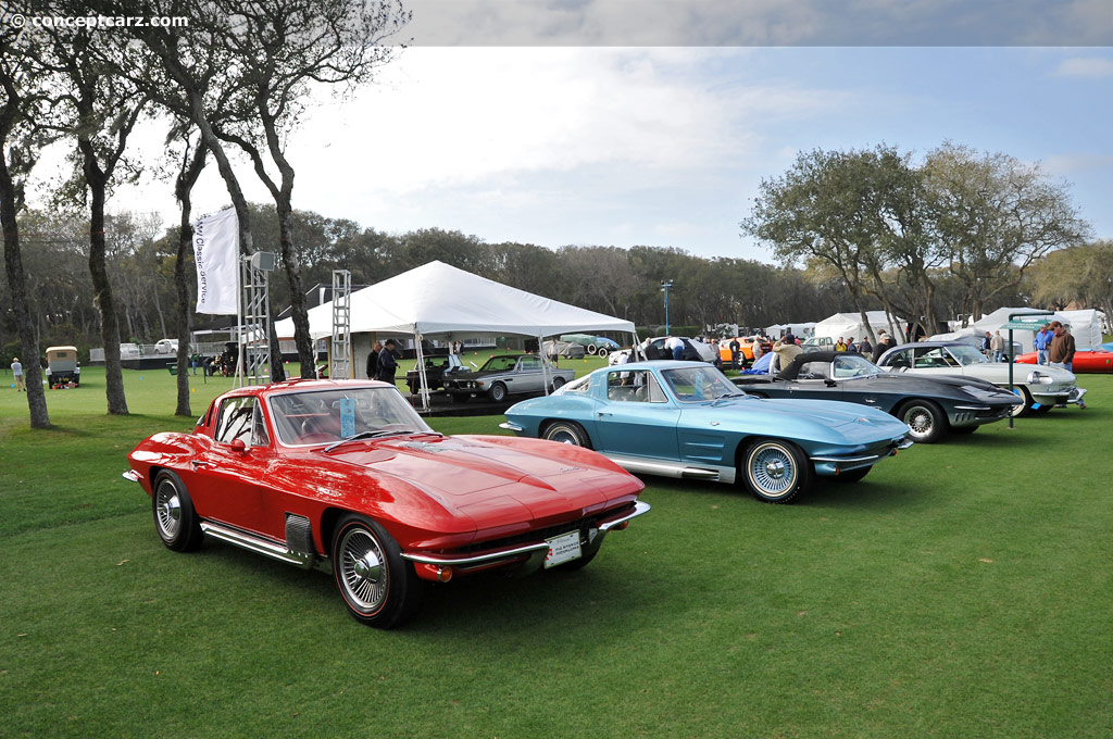 1964 Chevrolet Corvette C2 History Pictures Value Auction S Research And News