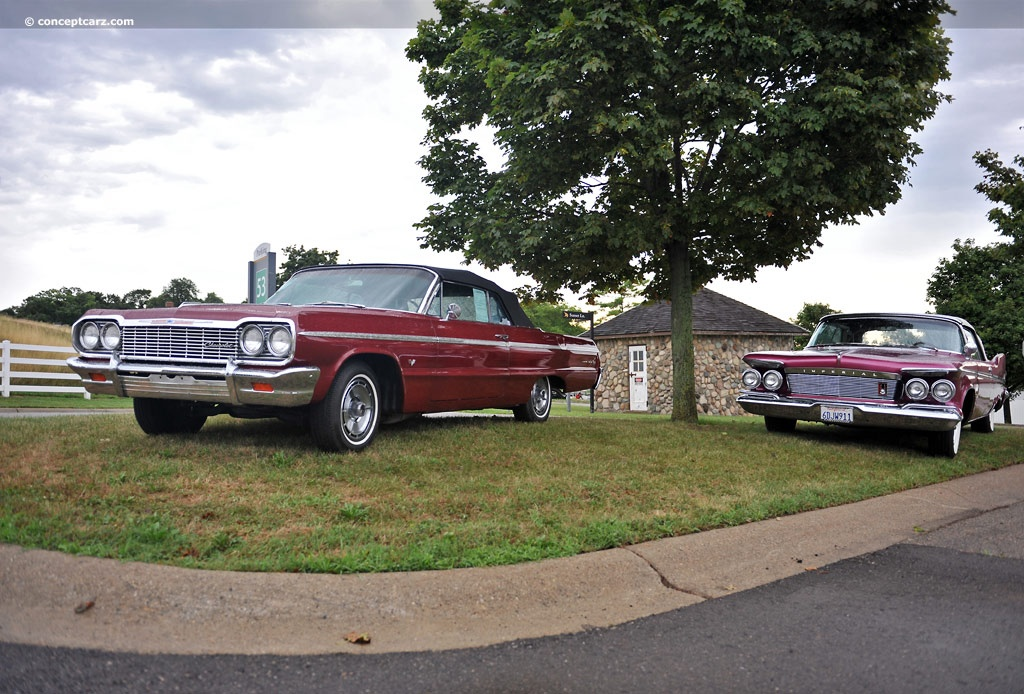 Auction results and data for 1964 Chevrolet Impala Series ...