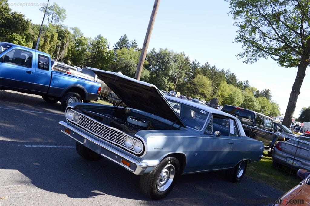 Auction Results and Sales Data for 1964 Chevrolet Chevelle Malibu Series