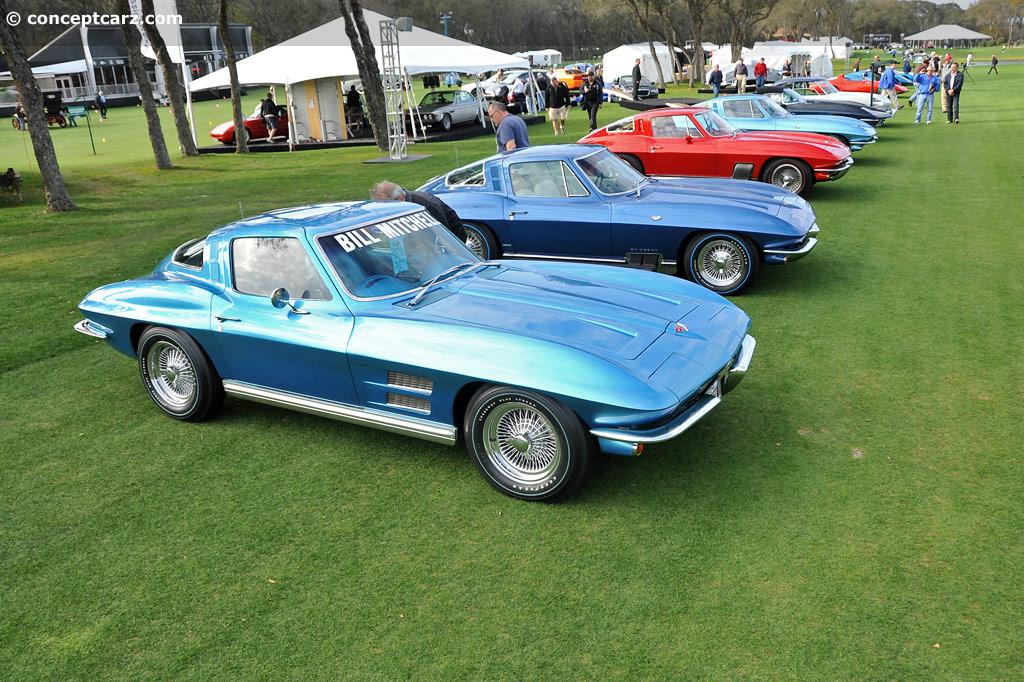 auction results and sales data for 1964 chevrolet corvette c2. Black Bedroom Furniture Sets. Home Design Ideas