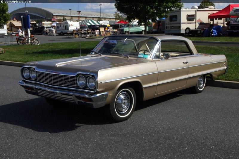 1964 Chevrolet Impala Series Image. Photo 23 of 56