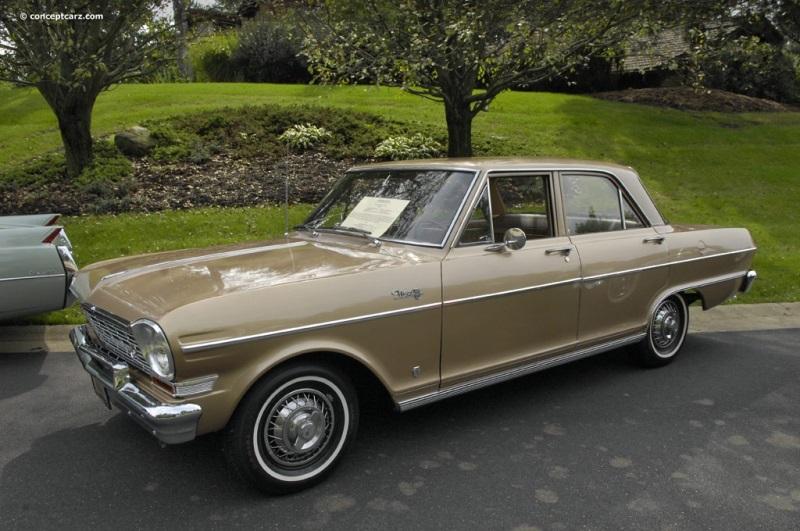 1964 Chevrolet Chevy II Series Image