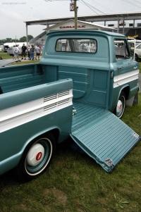 1964 Chevrolet Corvair Rampside