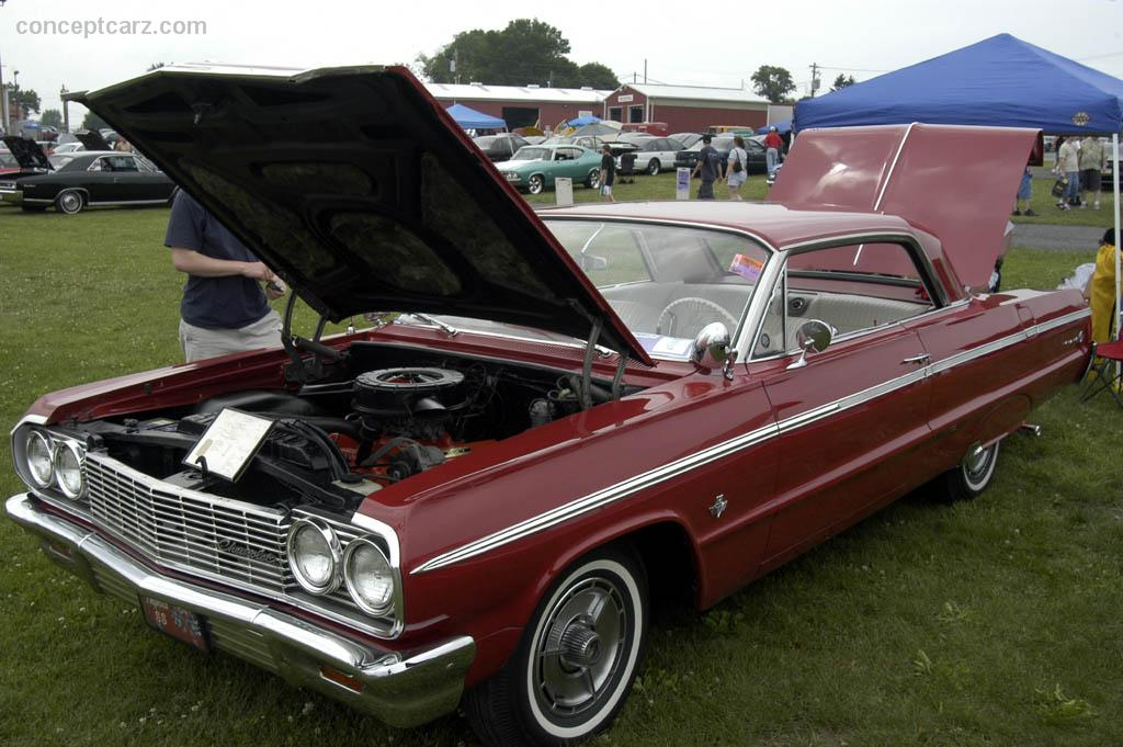 auction results and data for 1964 chevrolet impala series. Black Bedroom Furniture Sets. Home Design Ideas