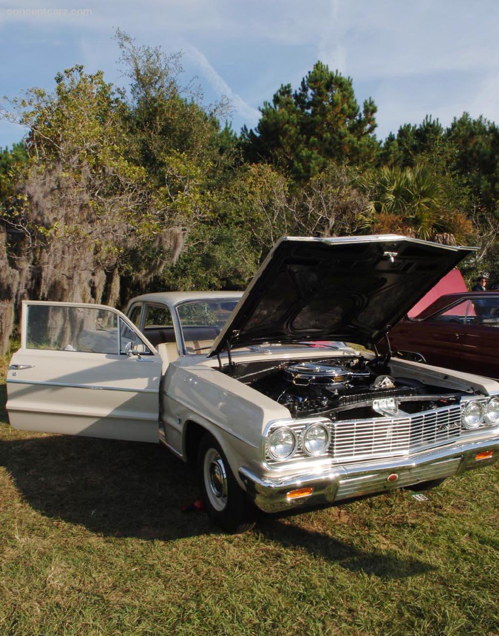 All Chevy chevy bel air 1964 : Auction Results and Sales Data for 1964 Chevrolet Bel Air Series