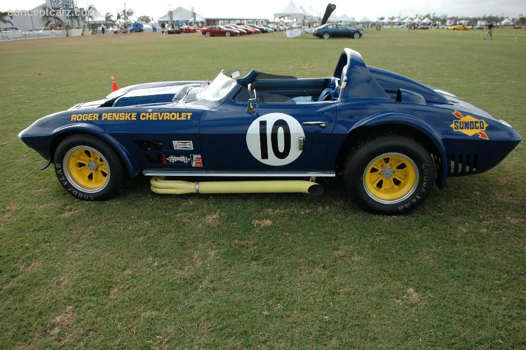 1964 Chevrolet Corvette Grand Sport History, Pictures ...